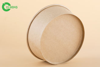 China Crack Resistance Restaurants Paper Food Bowls For Pasta / Porridge ODM Service supplier