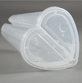 China PP Material Custom Split Plastic Cups , Plastic Drinking Cups Eco Friendly supplier