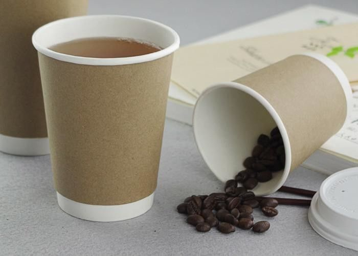Bulk Promotional Paper Coffee Cups